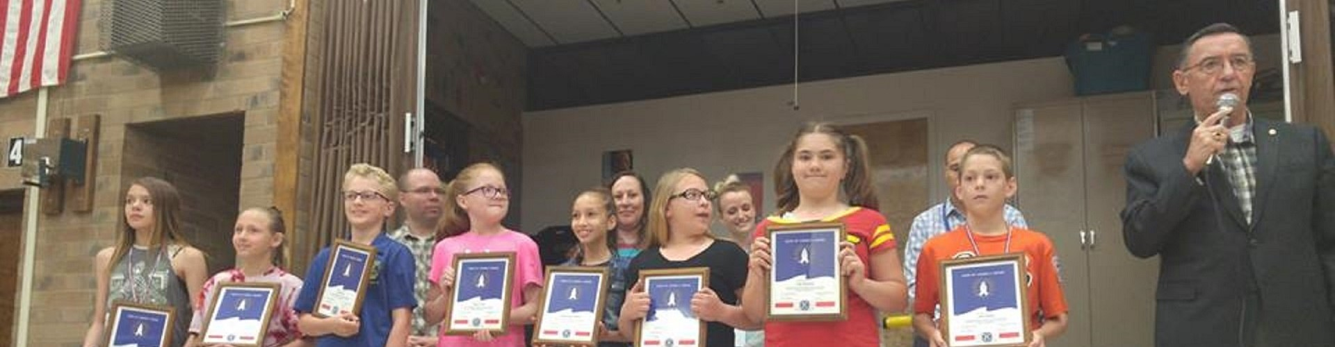 Fifth Grade Awards