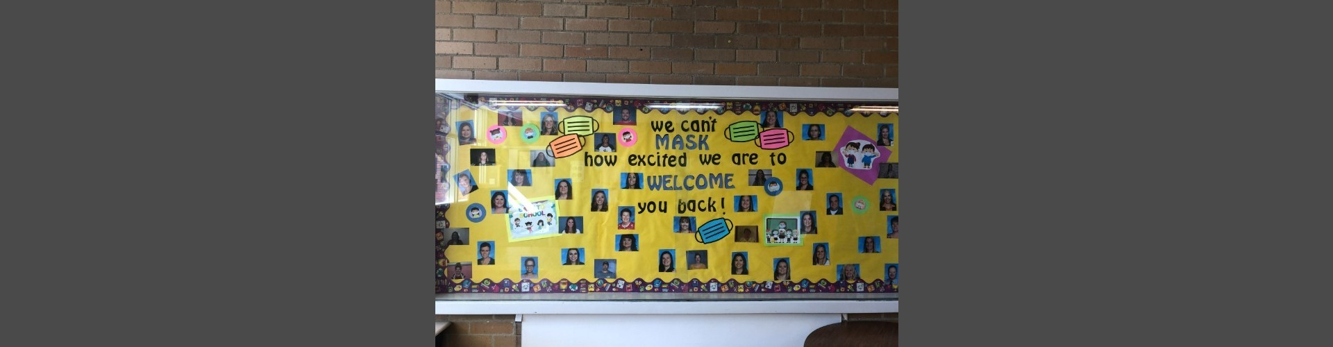 staff bulletin board