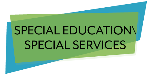 Logo for Special Education\Special Services