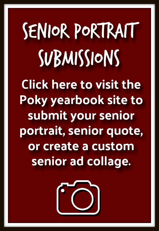Senior Portrait Submissions